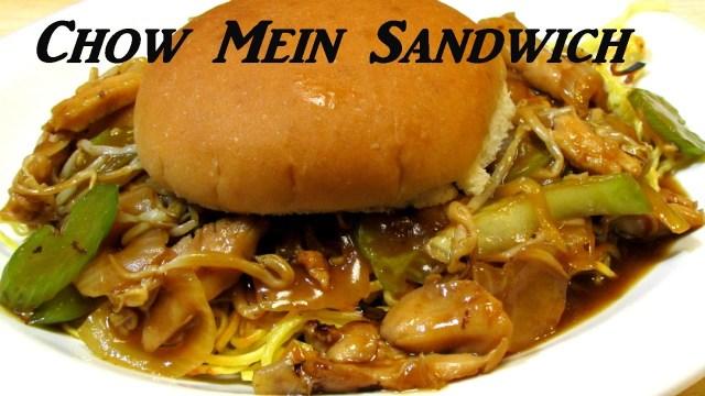 chowmeinsandwich